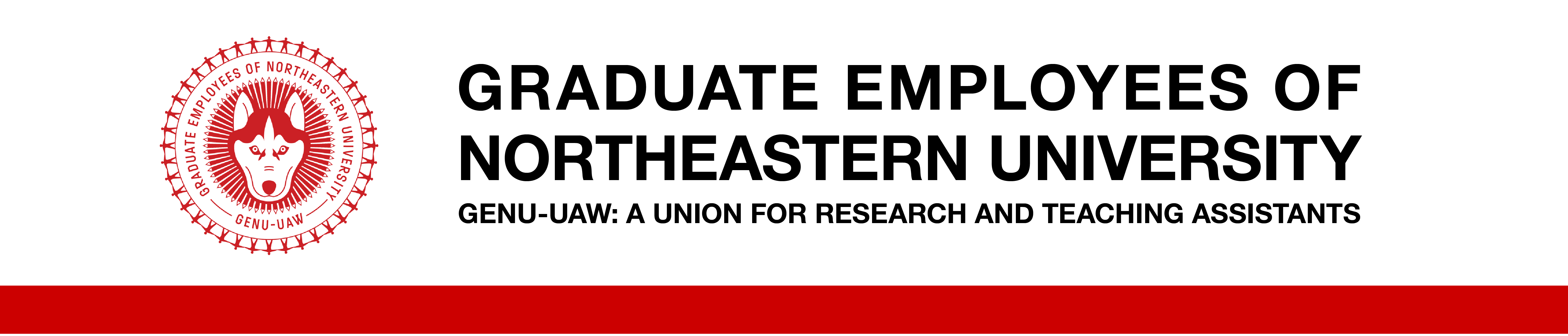 GENU-UAW: Graduate Employees of Northeastern University